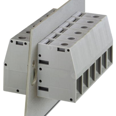 Panel feed-through terminal block - HDFK 50-DP - 0708713