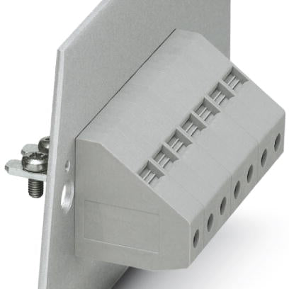 Panel feed-through terminal block - HDFKV 16-VP - 0709783