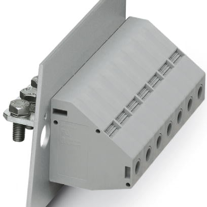Panel feed-through terminal block - HDFKV 50-VP-DP - 0708593
