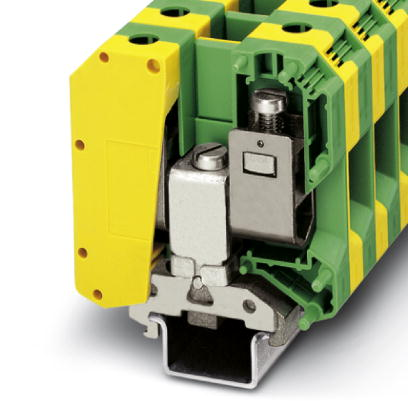Ground modular terminal block - USLKG 50 - 0443049