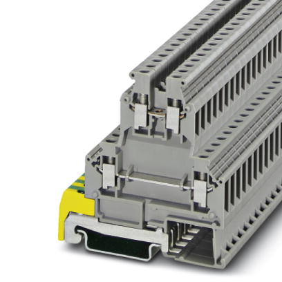 Double-level terminal block - SLKK 5 - 0461018