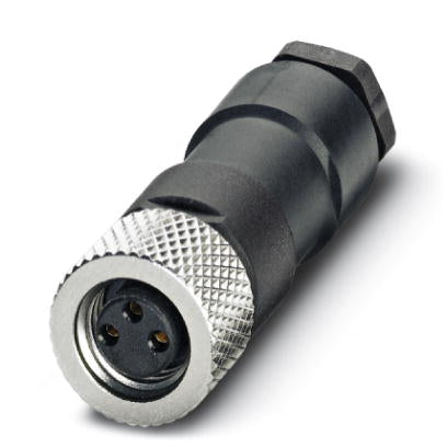 Connector - SACC-M 8FS-3CON-M - 1681172