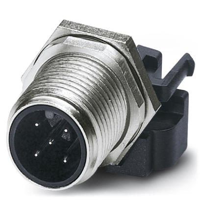 Flush-type connector - SACC-DSIV-M12MS-5CON-L180 - 1694211