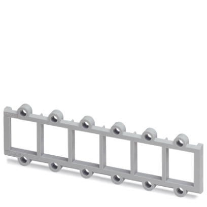 Panel mounting frames - VS-08-A-RJ45/LP-6-IP 20 - 1688670