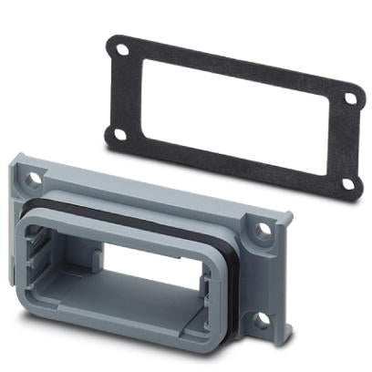 D-SUB panel mounting frames - VS-09-A - 1688366