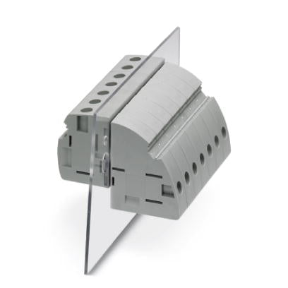 Panel feed-through terminal block - UWV 25 - 3073445