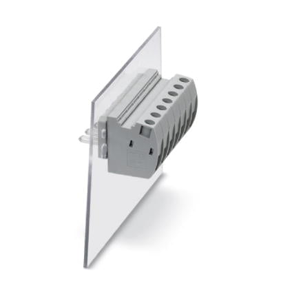 Panel feed-through terminal block - UW 10-POT - 3073461