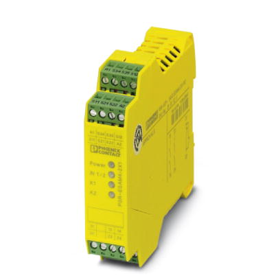 Safety relays - PSR-SCP- 24UC/ESAM4/2X1/1X2 - 2900525