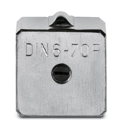 Replacement die - CRIMPFOX-C120 RC 70/M-DIE - 1212331