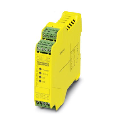 Safety relays - PSR-SPP-120UC/ESAM4/3X1/1X2/B - 2901425