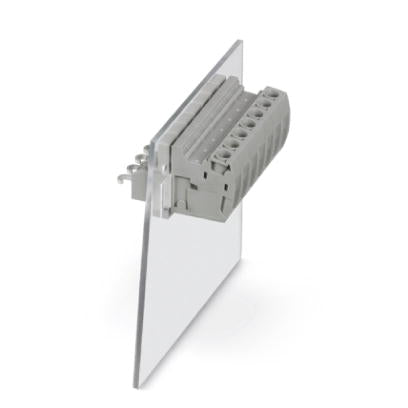 Panel feed-through terminal block - UW 4-POT-SL - 3059757