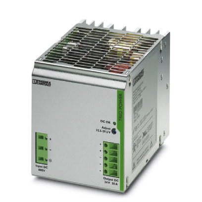 Power supply unit - TRIO-PS/600DC/24DC/20 - 2866530