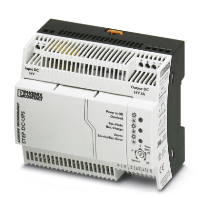 Uninterruptible power supply - STEP-UPS/24DC/24DC/3 - 2868703