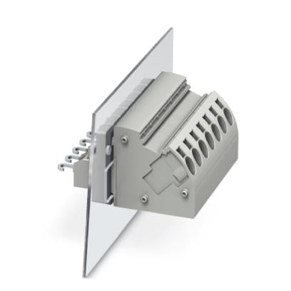 Panel feed-through terminal block - PWO 4-POT-SL/S - 3059728