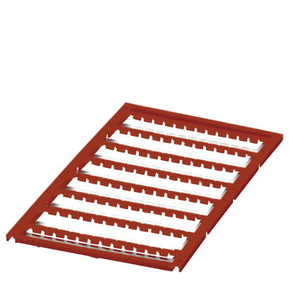 Marker for terminal blocks - UC1-TMF 5 RD - 0828205