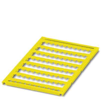 Marker for terminal blocks - UC1-TMF 6 YE CUS - 0828345