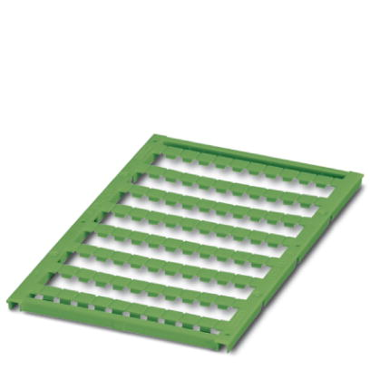 Marker for terminal blocks - UC1-TMF 6 GN CUS - 0828347