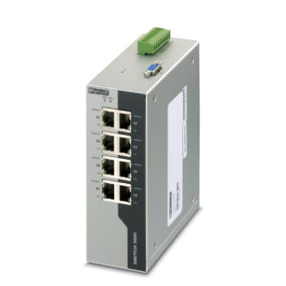 Industrial Ethernet Switch - FL SWITCH 3008 - 2891031