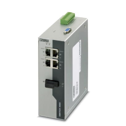 Industrial Ethernet Switch - FL SWITCH 3004T-FX - 2891033