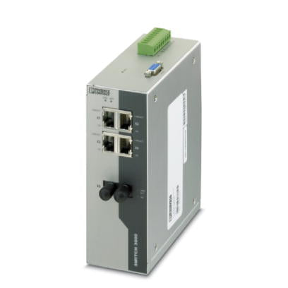 Industrial Ethernet Switch - FL SWITCH 3004T-FX ST - 2891034
