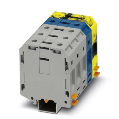 High-current terminal block - UKH 70-3L/N/FE - 3076442