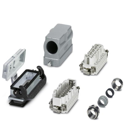 Connector set - HC-KIT-B16-R02 - 1409723