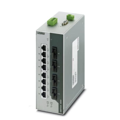 Industrial Ethernet Switch - FL SWITCH 4008T-2GT-4FX SM - 2891061