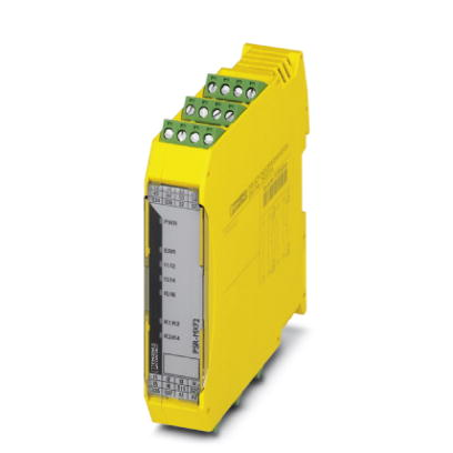 Safety relays - PSR-SCP-24DC/MXF2/4X1/2X2/B - 2903254