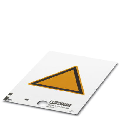 Warning label - US-PML-W100 (100X100) - 1014127
