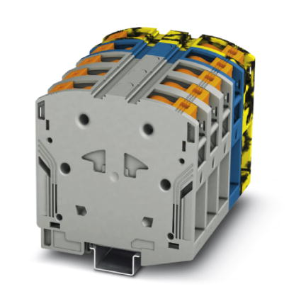 High-current terminal block - PTPOWER 95-3L/N - 3260112