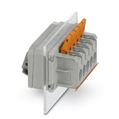 Panel feed-through terminal block - PLW 16-6/ 4-10 - 1821070