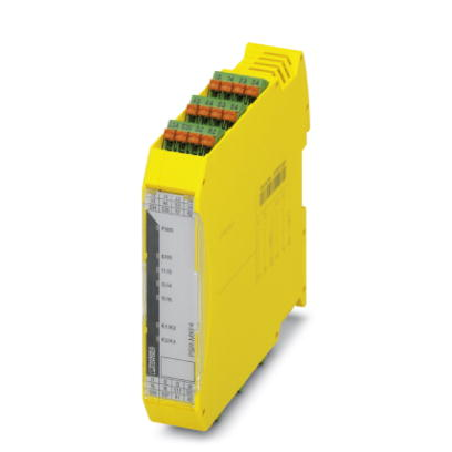 Safety relays - PSR-PIP-24DC/MXF4/4X1/2X2/B - 2903262