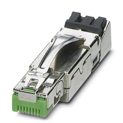 RJ45 connector - CUC-IND-C1ZNI-S/R4IE8 - 1421607