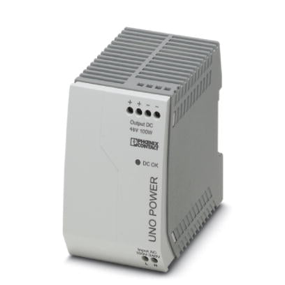 Power supply unit - UNO-PS/1AC/48DC/100W - 2902996