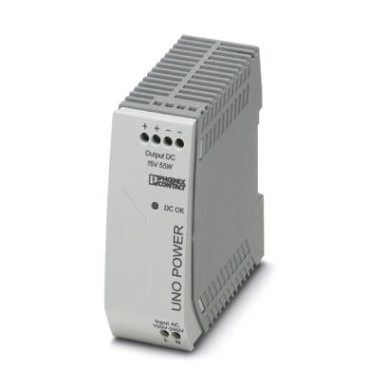 Power supply unit - UNO-PS/1AC/15DC/ 55W - 2903001