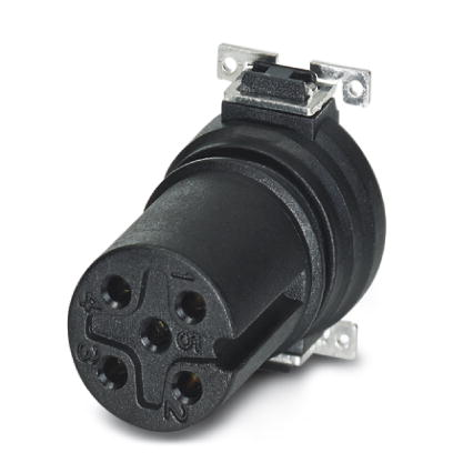 Flush-type connector - SACC-CI-M12FS-5P SMD T - 1411913