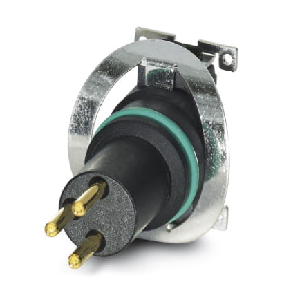 Flush-type connector - SACC-CIP-M8MS-3P SMD SH T - 1412240