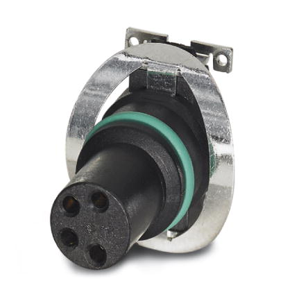 Flush-type connector - SACC-CIP-M8FS-4P SMD SH R32 - 1412258