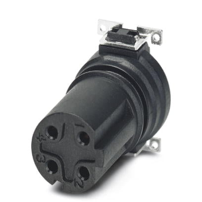 Flush-type connector - SACC-CI-M12FSD-4P SMD R32 - 1411975