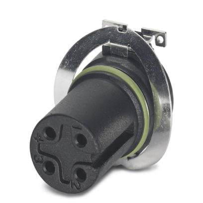 Flush-type connector - SACC-CIP-M12FS-4P SMD SH T - 1411949
