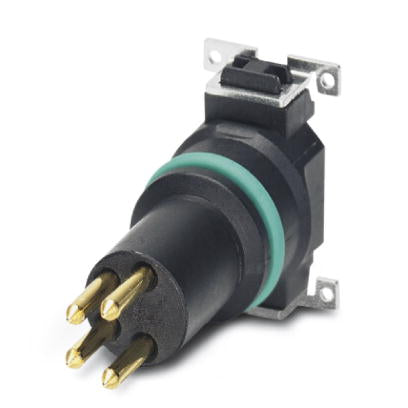 Flush-type connector - SACC-CIP-M8MS-4P SMD R32 - 1412256