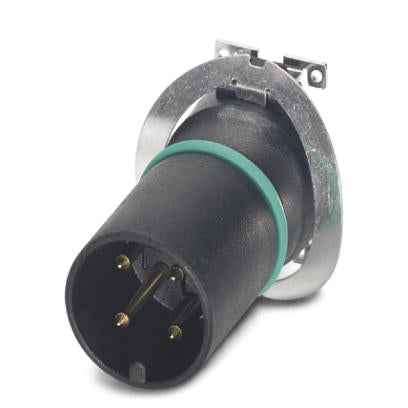Flush-type connector - SACC-CIP-M12MS-4P SMD SH R32 - 1412010