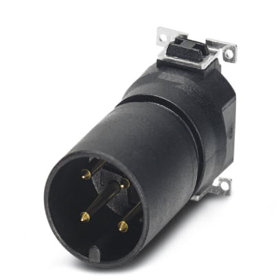 Flush-type connector - SACC-CI-M12MS-4P SMD R32 - 1411982
