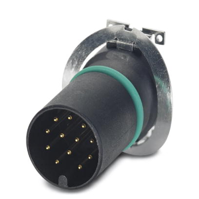 Flush-type connector - SACC-CIP-M12MS-12P SMD SH R32 - 1412015