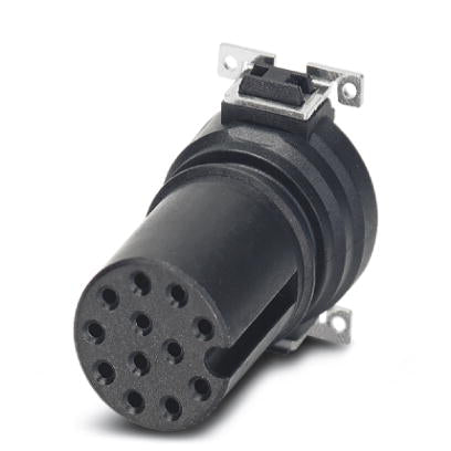 Flush-type connector - SACC-CI-M12FS-12P SMD R32 - 1411979