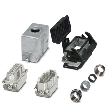 Connector set - HC-STA-B16PT-BWSC-LT-M25-ELCAL - 1416348