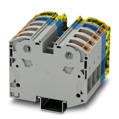 High-current terminal block - PTPOWER 35-3L/N/FE - 3212071