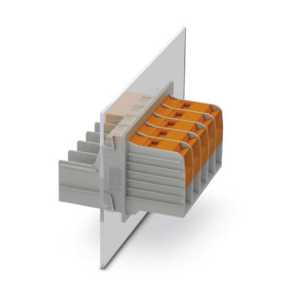 Panel feed-through terminal block - TW 50/ 4-CL - 1708748