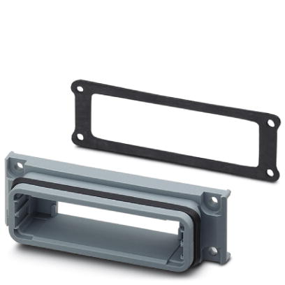 D-SUB panel mounting frames - VS-25-A - 1689750