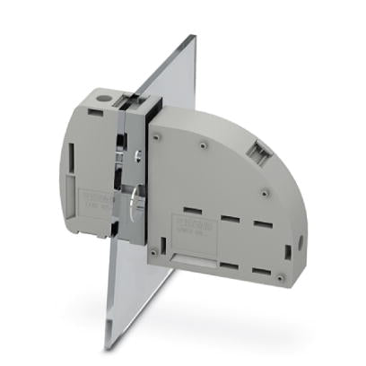 Panel feed-through terminal block - UWV 95-F/S - 1713227